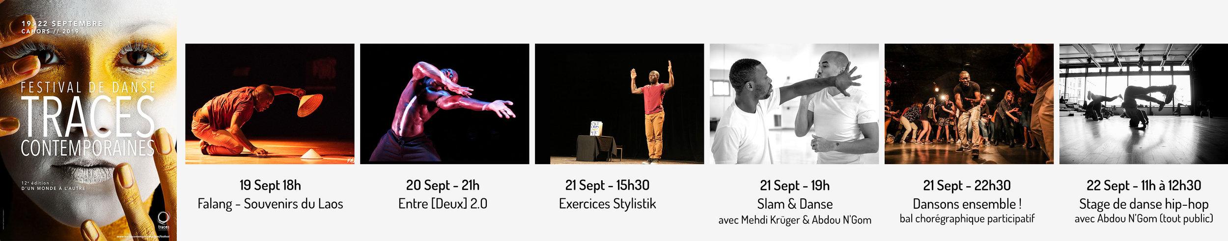 Festival Traces Contemporaines 2019 - Cie Stylistik - Cahors