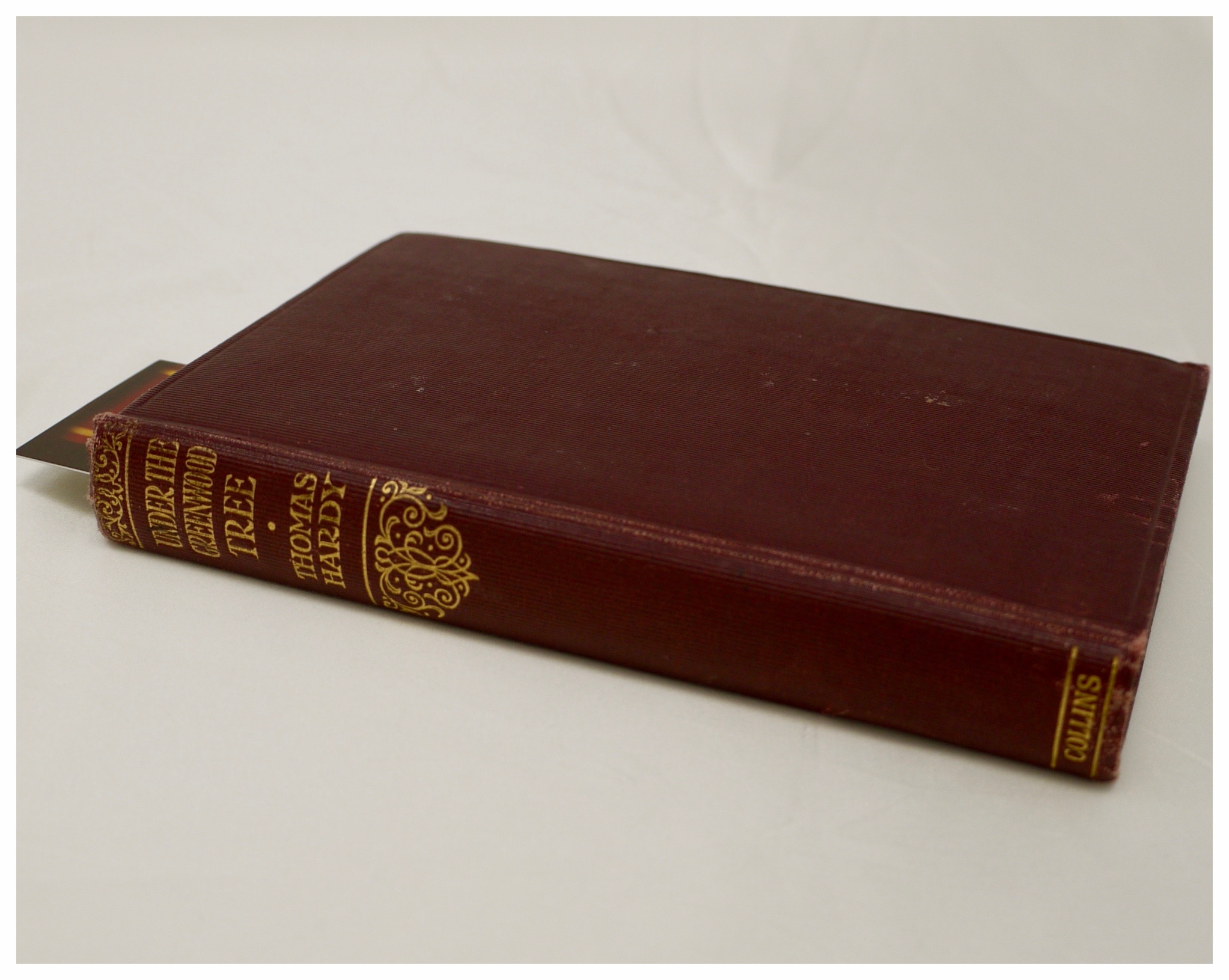 James from SF - wanted to know a little more about the hardback/hardcover book used in our photos.