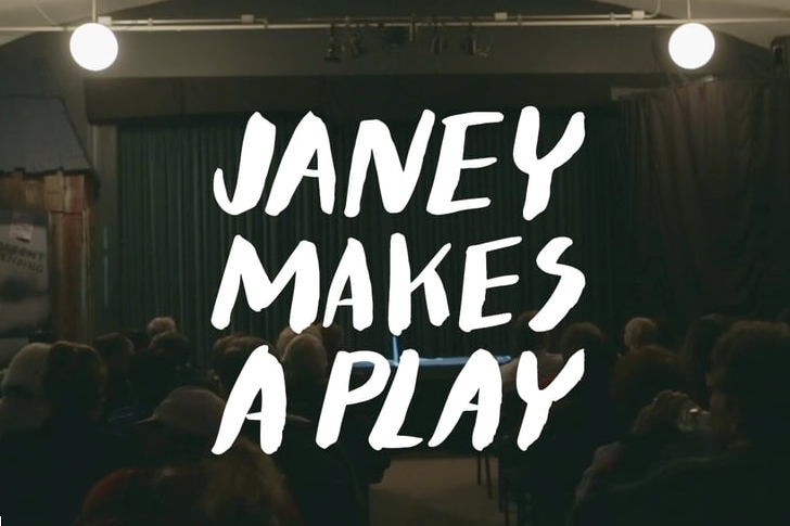 Janey Makes A Play