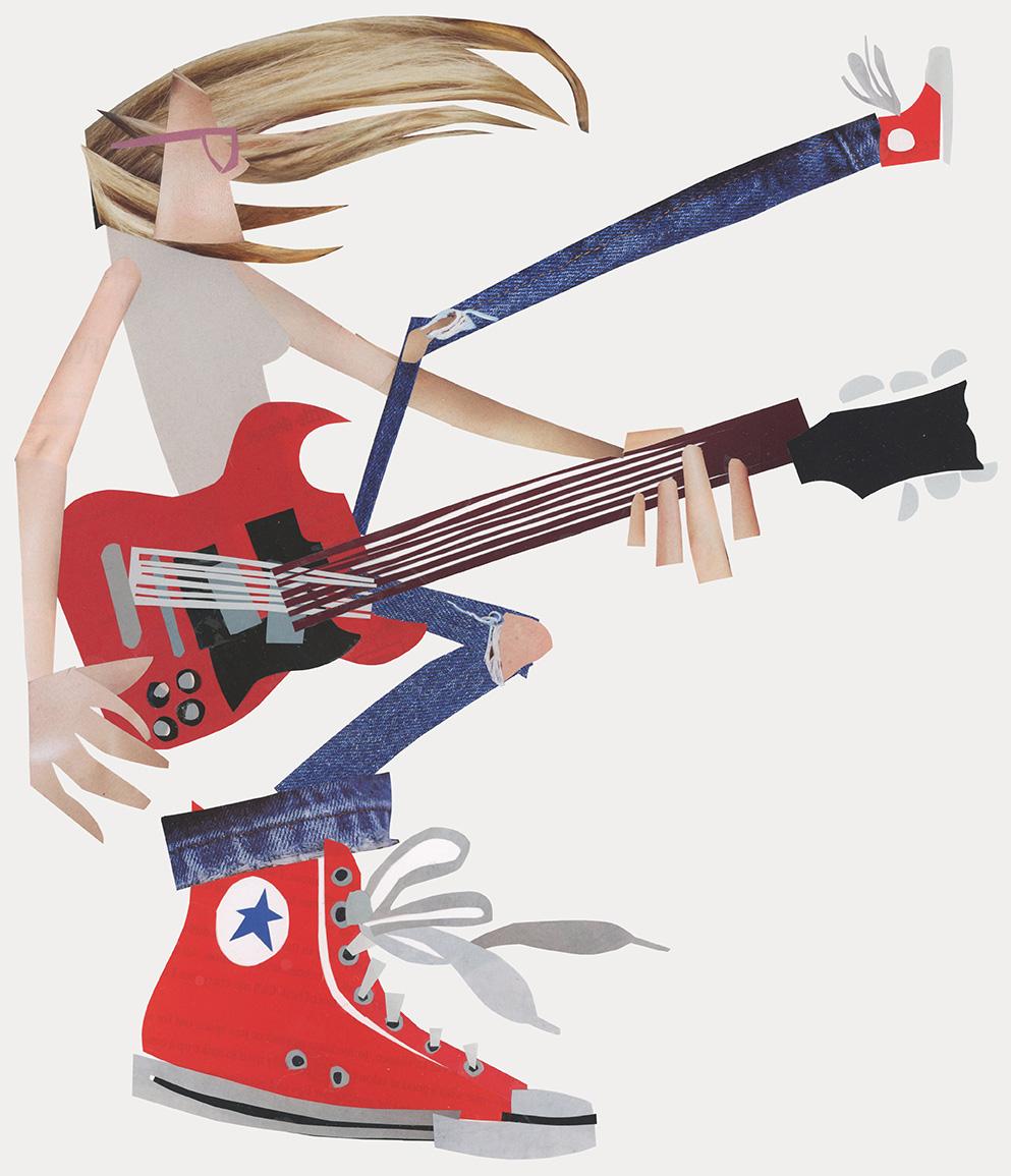 Guitar Player 72