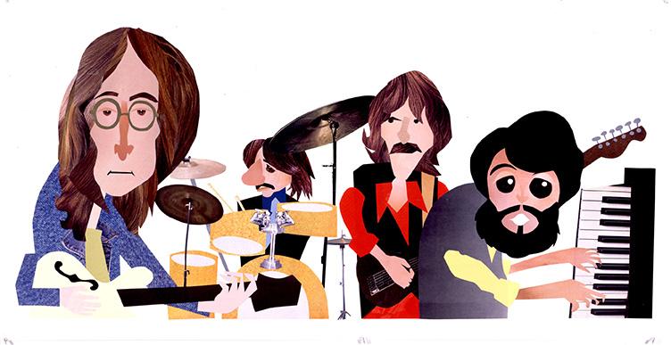 Beatles 69 72