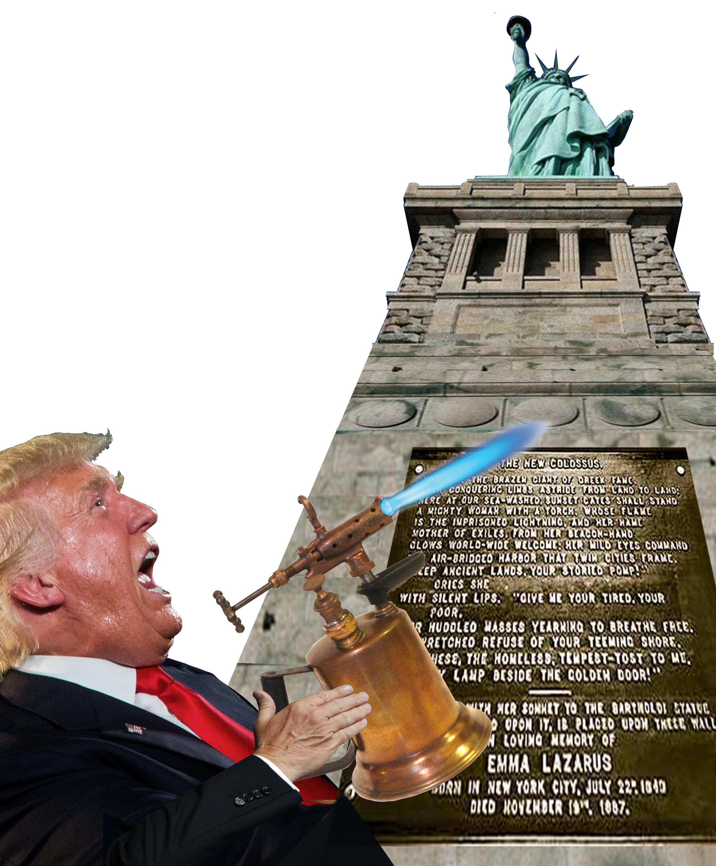 Trump Lazurus