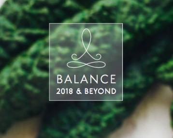 Balance 2018 & Beyond