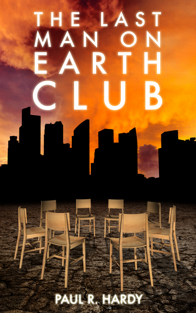 THE LAST MAN ON EARTH CLUB - SF NOVEL - 170,000 WORDSSix people are gathered for a therapy group deep in the countryside. Six people who share a unique and terrible trauma: each one is the last survivor of an apocalypse.Each of them was rescued from a parallel universe where humanity was wiped out. They've survived nuclear war, machine uprisings, mass suicide, the reanimated dead, and more.They've been given sanctuary on the homeworld of the Interversal Union and placed with Dr. Asha Singh, a therapist who works with survivors of doomed worlds.To help them, she'll have to figure out what they've been through, what they've suffered, and the secrets they're hiding.She can't cure them of being the last man or woman on Earth. But she can help them learn to live with the horrors they survived.'This one won't leave you with the warm and fuzzies, but it will leave you thinking, and for me that's the mark of great science fiction.' – Sift Book Reviews