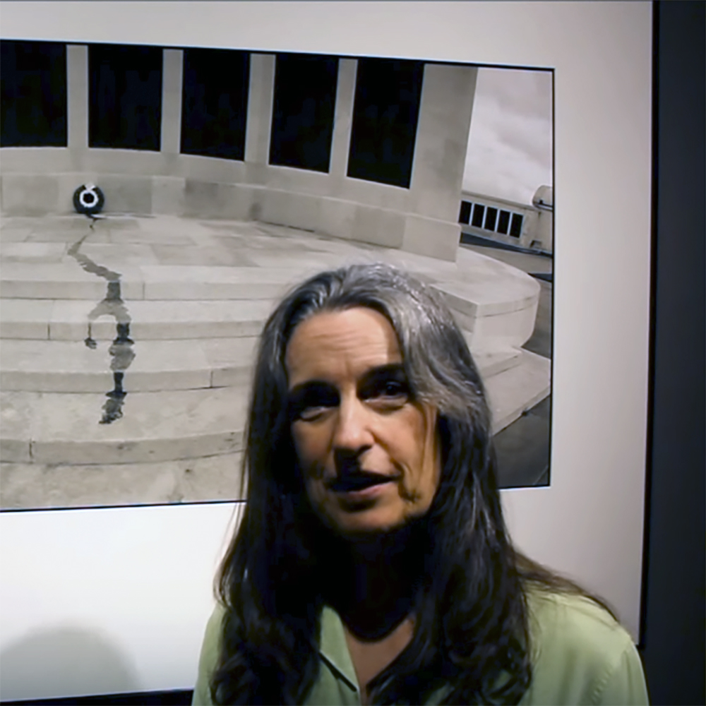 Promotional Video by the Dayton Art Institute  Published September 17, 2015 on YouTube In this brief video, Cincinnati, Ohio, based photographer Jane Alden Stevens describes a chance encounter that led to one of the photos in the exhibition  Tears of Stone: World War I Remembered .