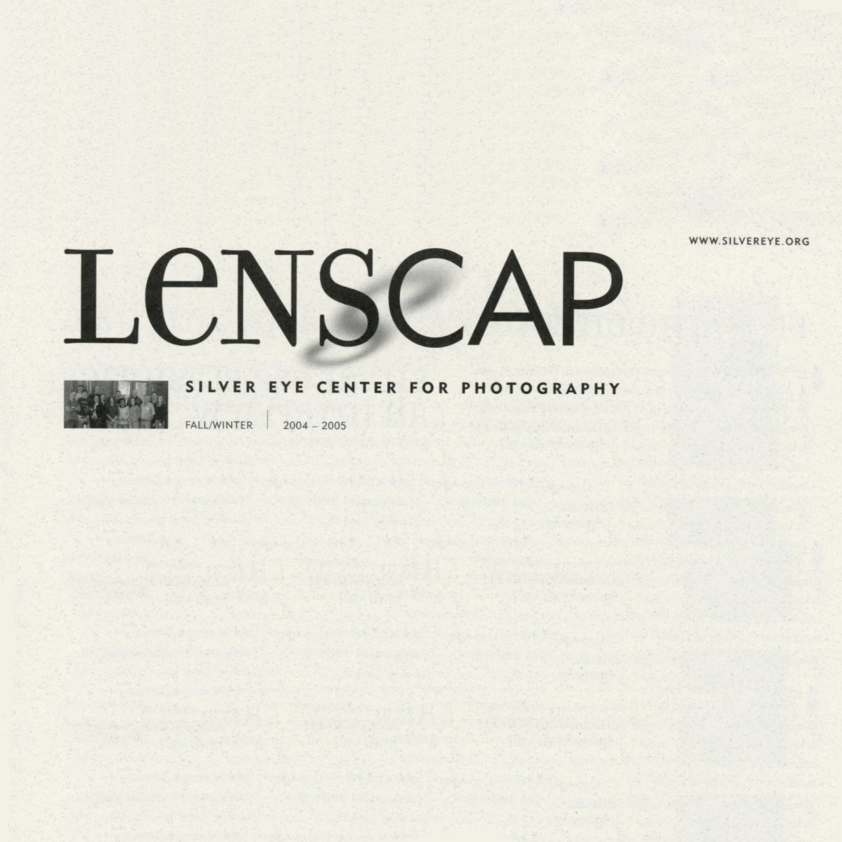 Book Review of  Tears of Stone: World War I Remembered    Lenscap  magazine, published by Silver Eye Center of Photography, Pittsburgh, PA, Fall/Winter 2004-2005 Review written by Sherrie Flick