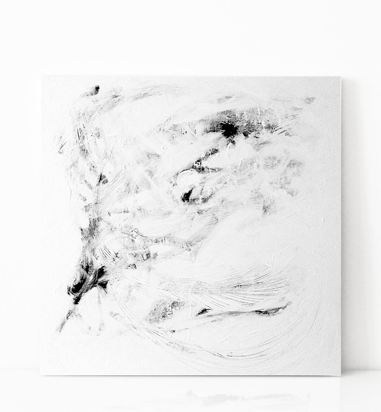 HILE | 005  2014 acrylic on canvas 90 x 90 cm | SOLD
