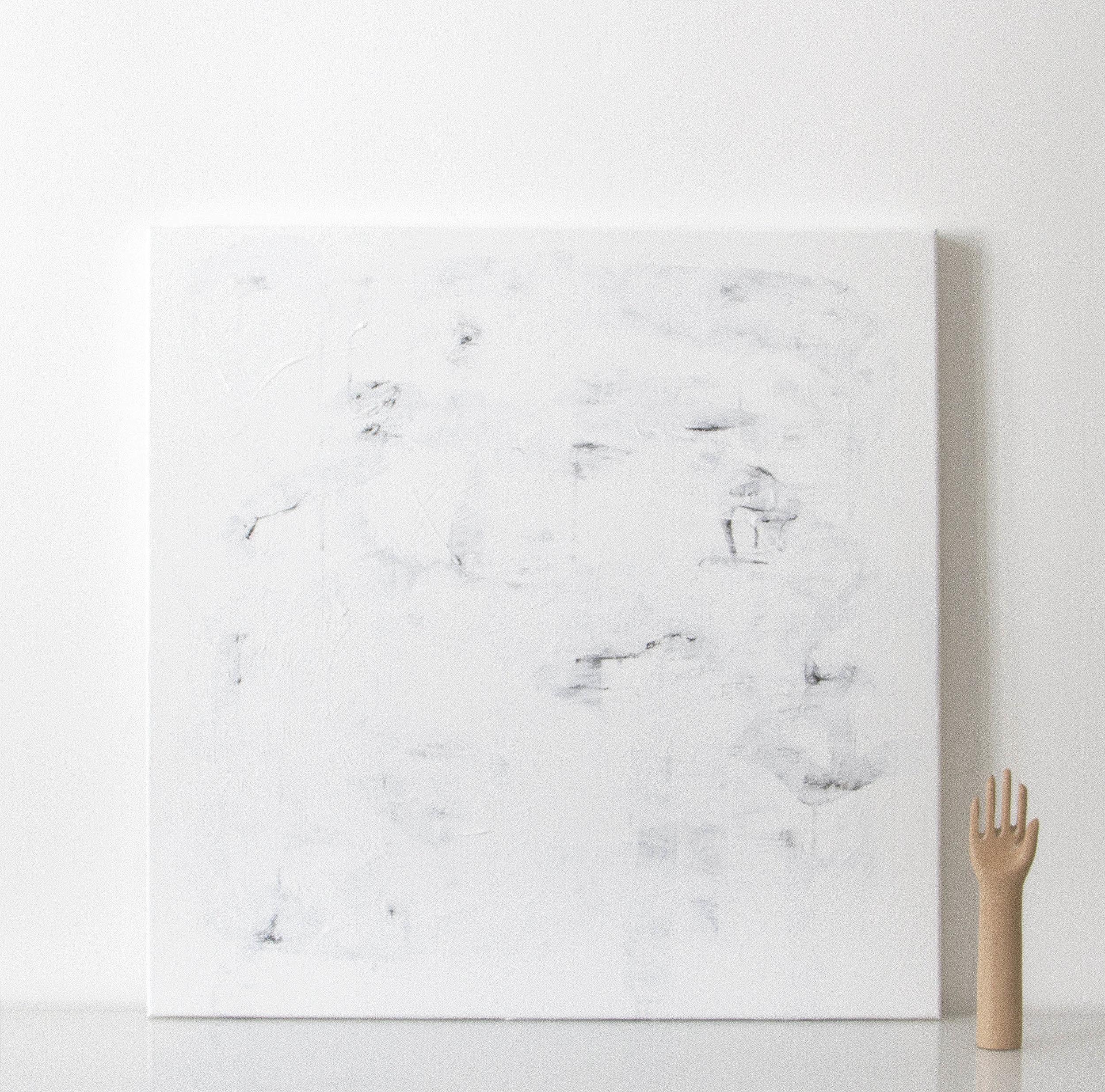SATU | 024  2016 acrylic on canvas 90 x 90 cm | for sale