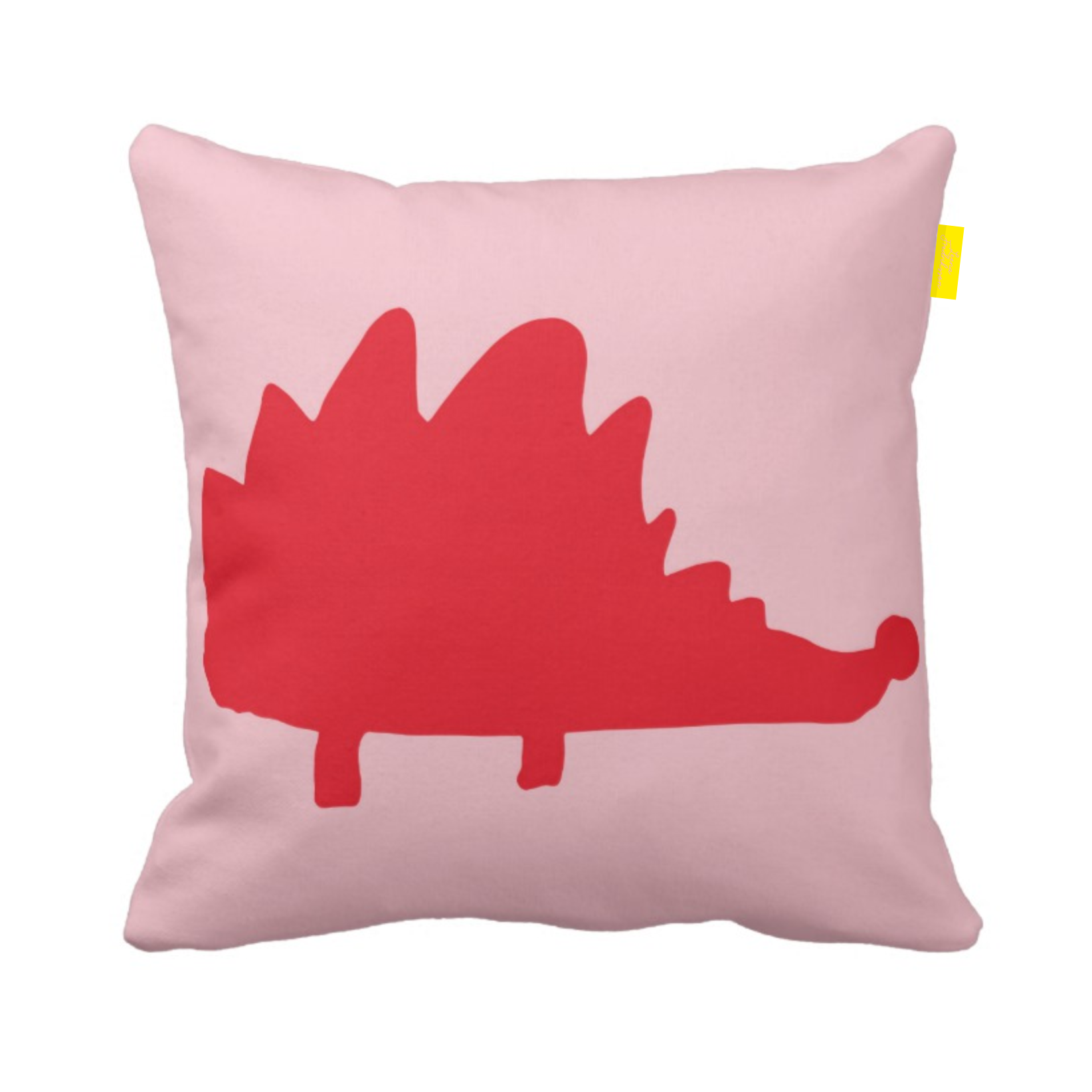 ISLET hedgehog,  pillow, red