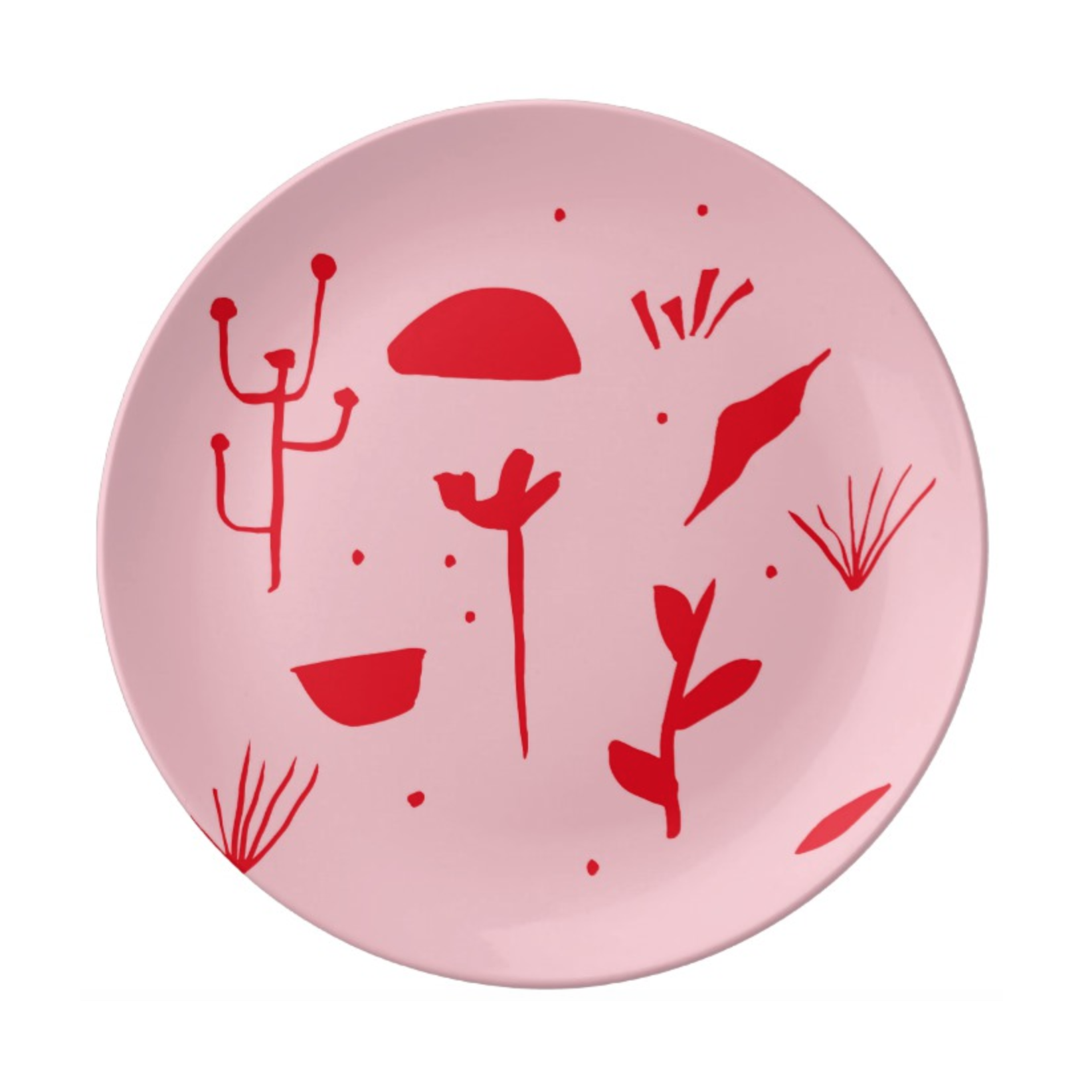 ISLET meadow,  tray, red
