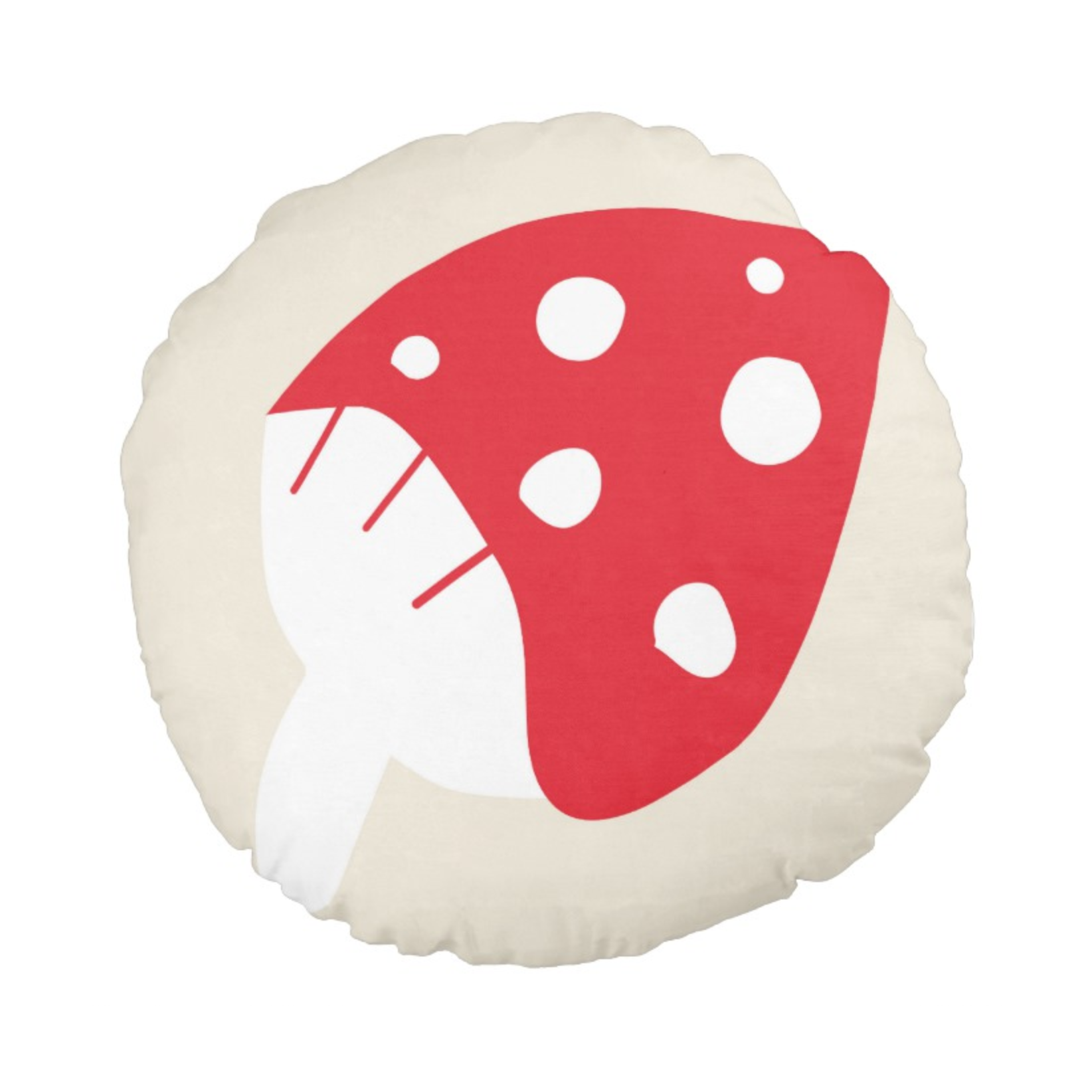 ISLET mushroom,  cushion