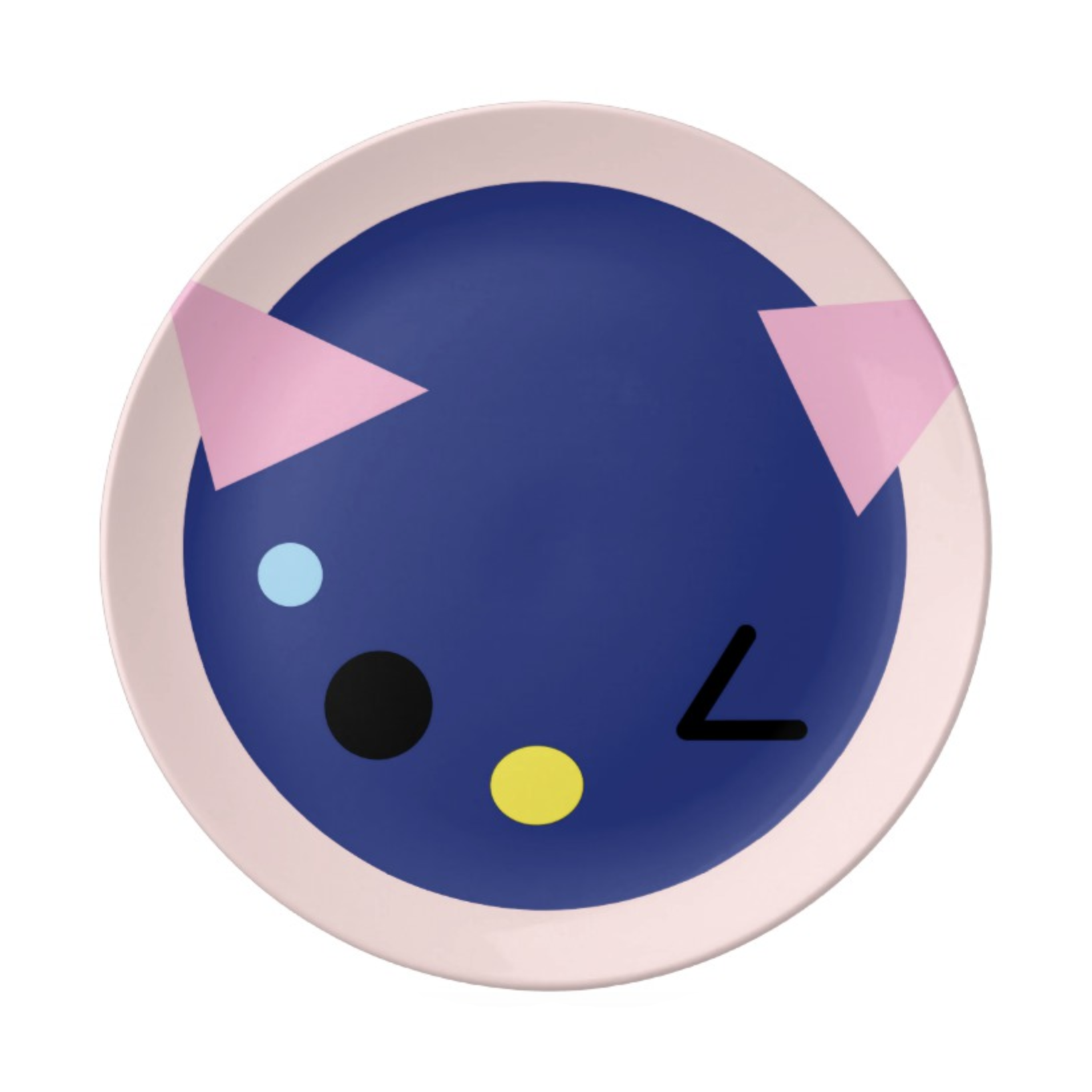 SUPERCUTE tray,  blueberry