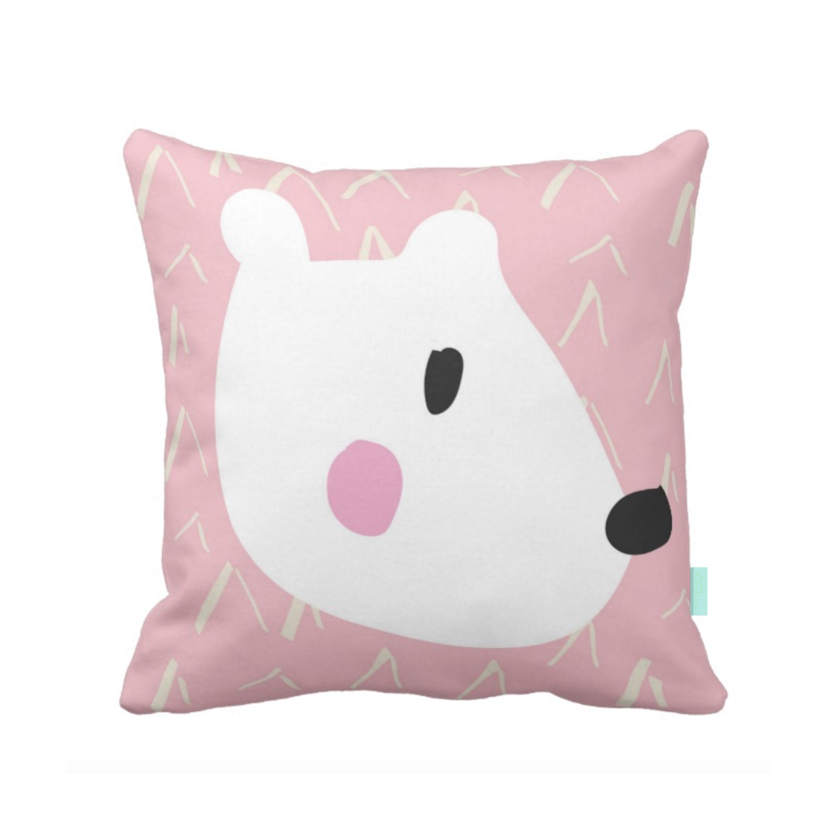 KOTI halinalle,  pillow, light