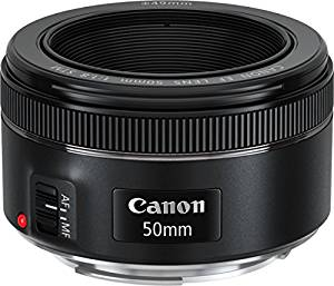 Canon's amazing nifty fifty.