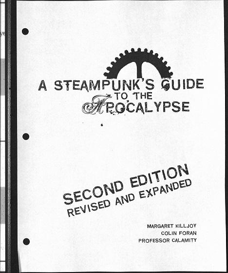 Survival Guide — Steampunk Dollhouse