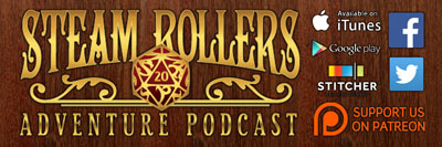 An ongoing comedy adventure played out as a unique role-playing game set in a Steampunk universe