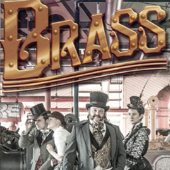 BRASS is a multi-platform Steampunk adventure serial about a family of Victorian science geniuses, each with unique abilities.