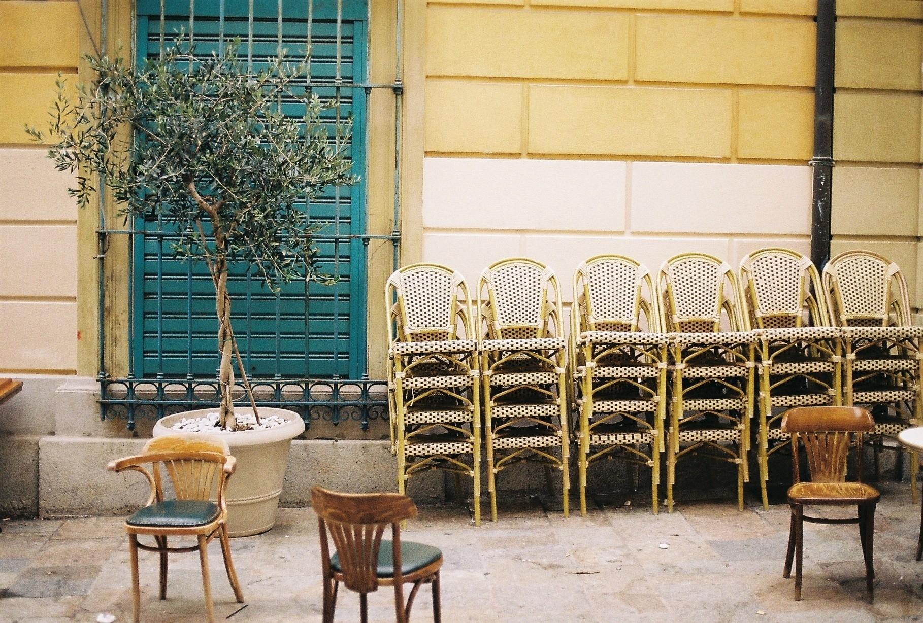 Bastia old town