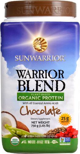 Sunwarrior Organic Plant-based Protein