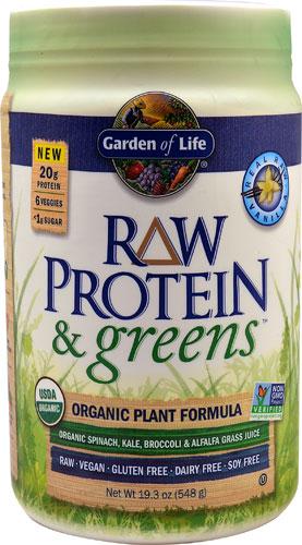 Garden of Life Raw Vegan Protein Powder