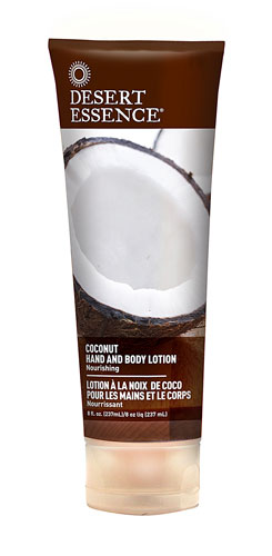Coconut Lotion