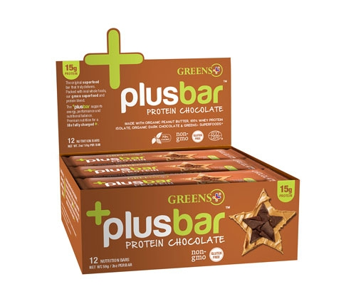 Green Plus Protein Bar