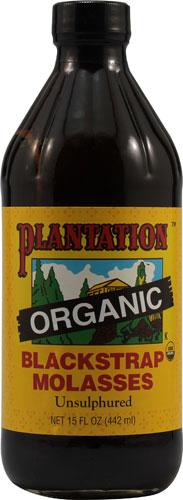 Blackstrap Organic Molasses
