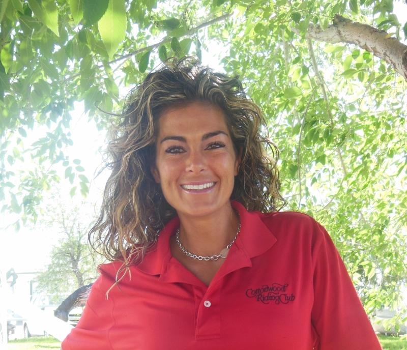 Erica Gandomcar-Sachs, Owner and Manager Denver Polo Club