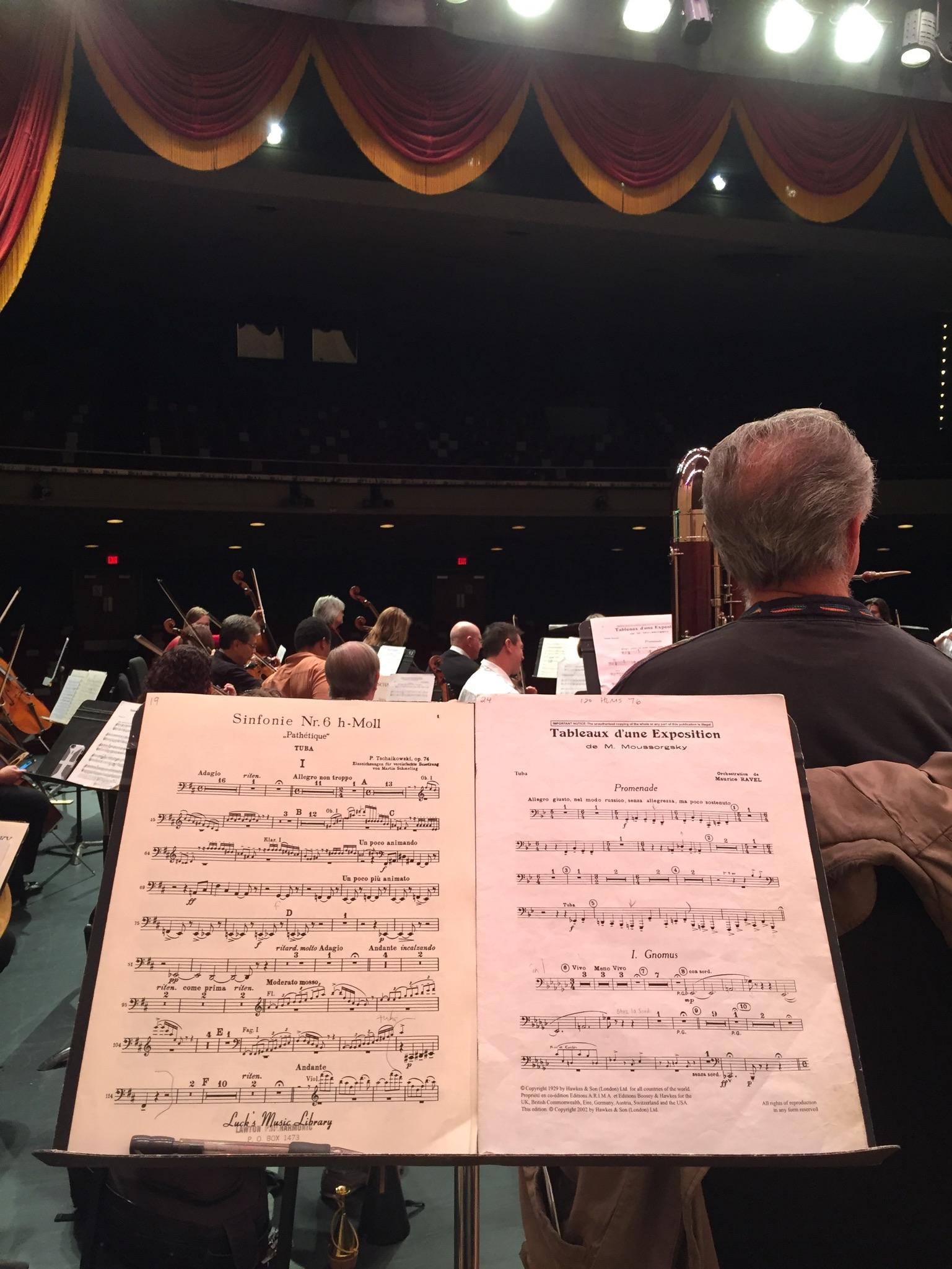 Lawton Philharmonic.