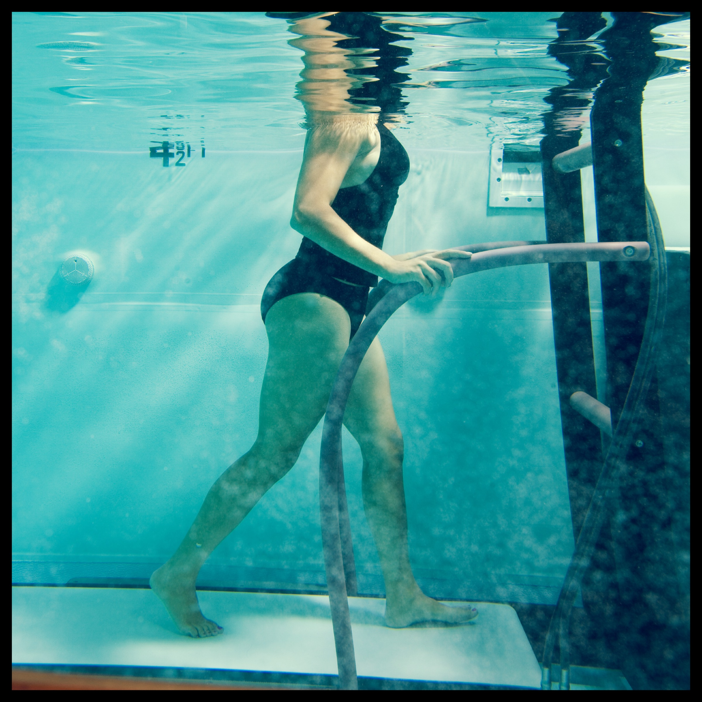 REHAB   PHYSICAL THERAPY UNDERWATER