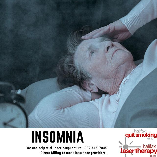 Laser Acupuncture for Insomnia⠀⁠ ⠀⁠ There is not much worse than not being able to sleep. The body doesn't heal itself, the mind feels groggy, and irritation rises. ⠀⁠ Laser acupuncture encourages the body to reset itself and stimulates endorphins. These endorphins will make you feel better, reduce stress, and help you sleep. ⠀⁠ ⠀⁠ Schedule your FREE Consultation⠀⁠ 902.818.7848 | www.halifaxlasertherapy.com⠀⁠ ⠀⁠ #sleep #insomnia #stress #calm #soothe #natural #NS #dartmouth #halifax #sackville #bedford #HRM #inflammation #alternative #health #wellness #happy⠀