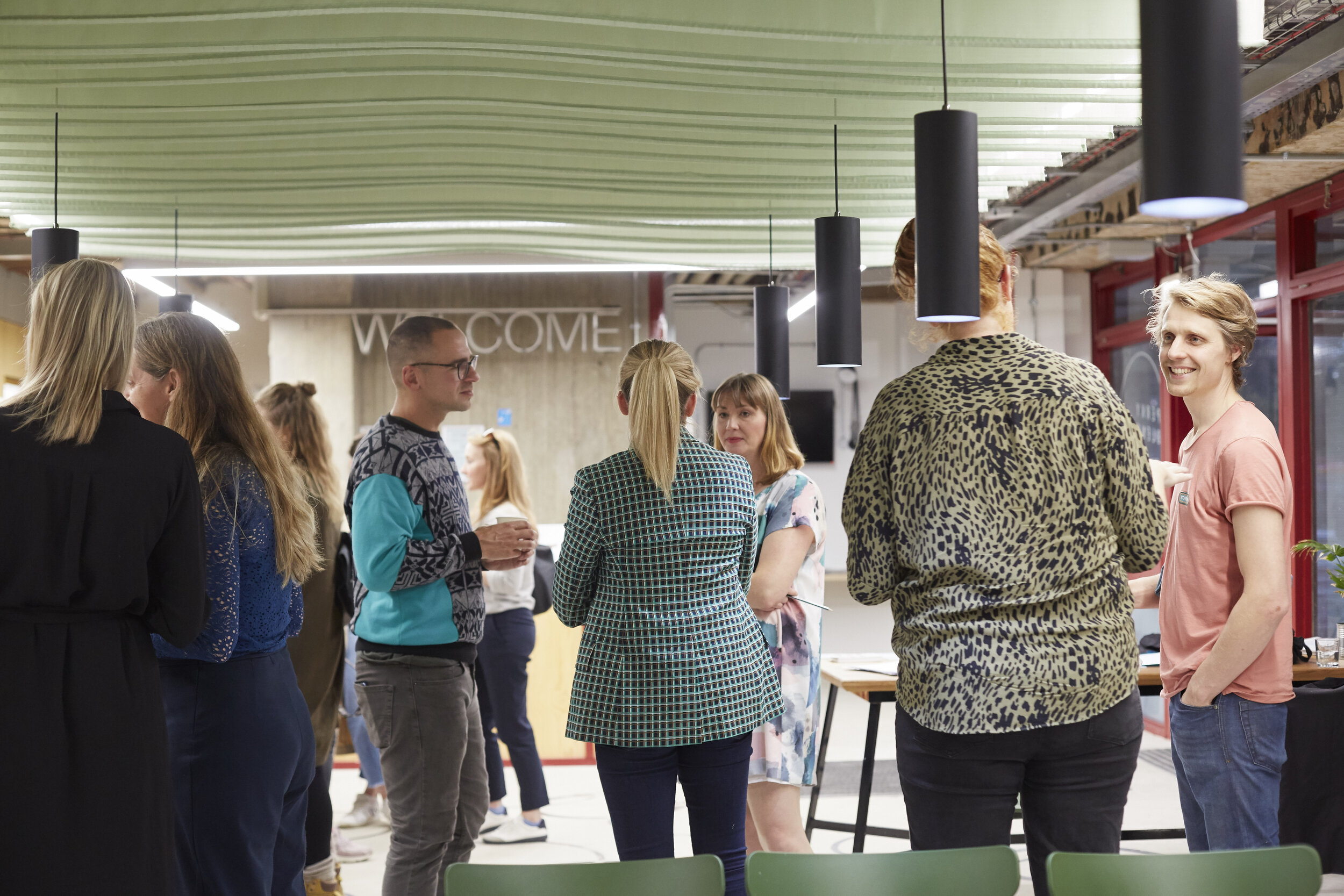 NETWORK WITH US   Collectively helping businesses, start-ups and freelancers   Attend an Event