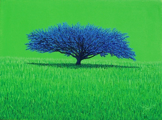 SPROUTING BLUES