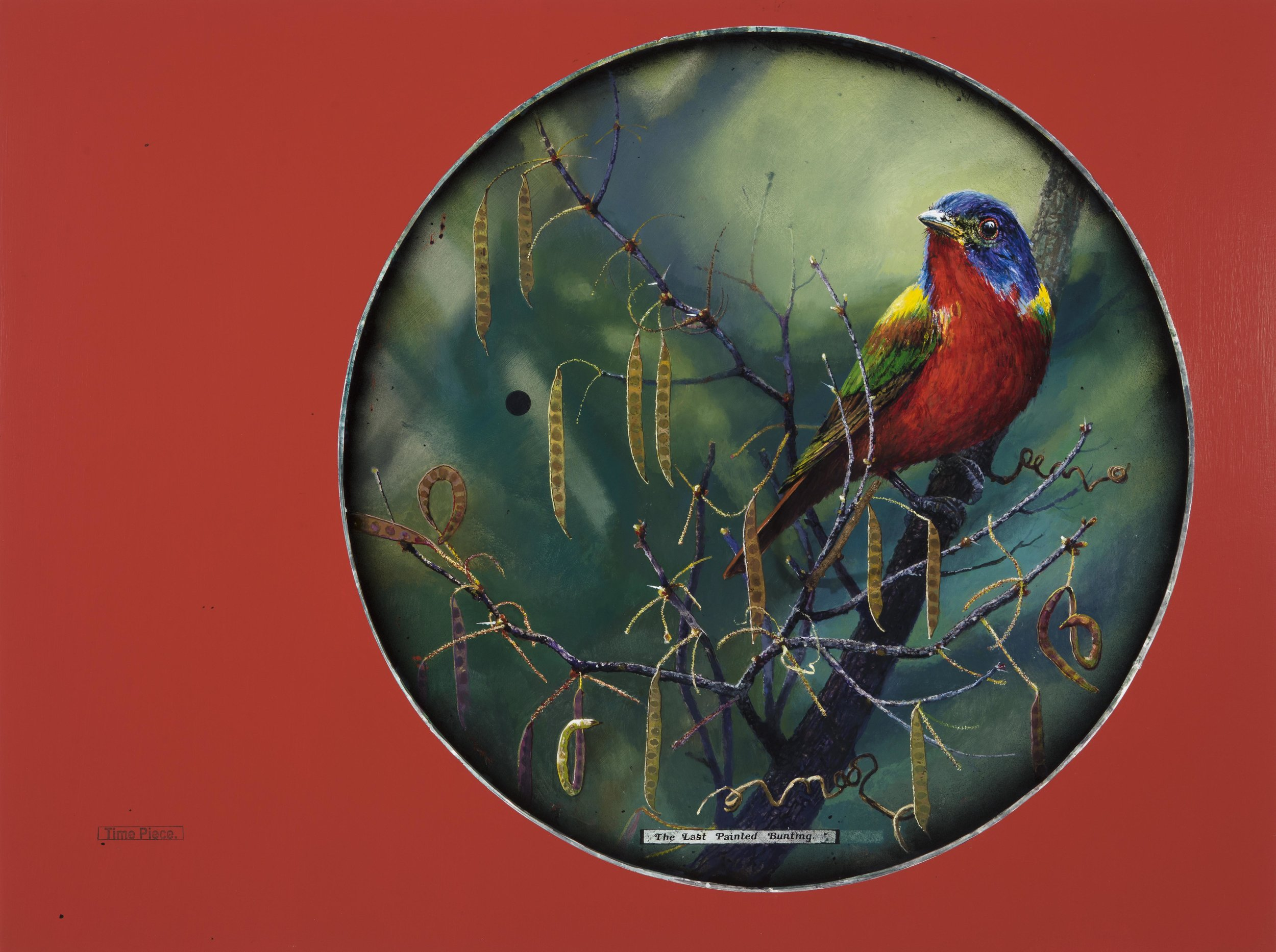 Copy of PAINTED BUNTING
