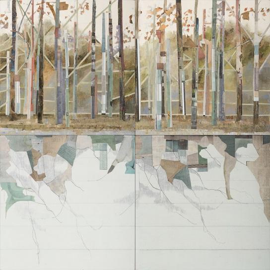 Paper Trees IV (4/4)