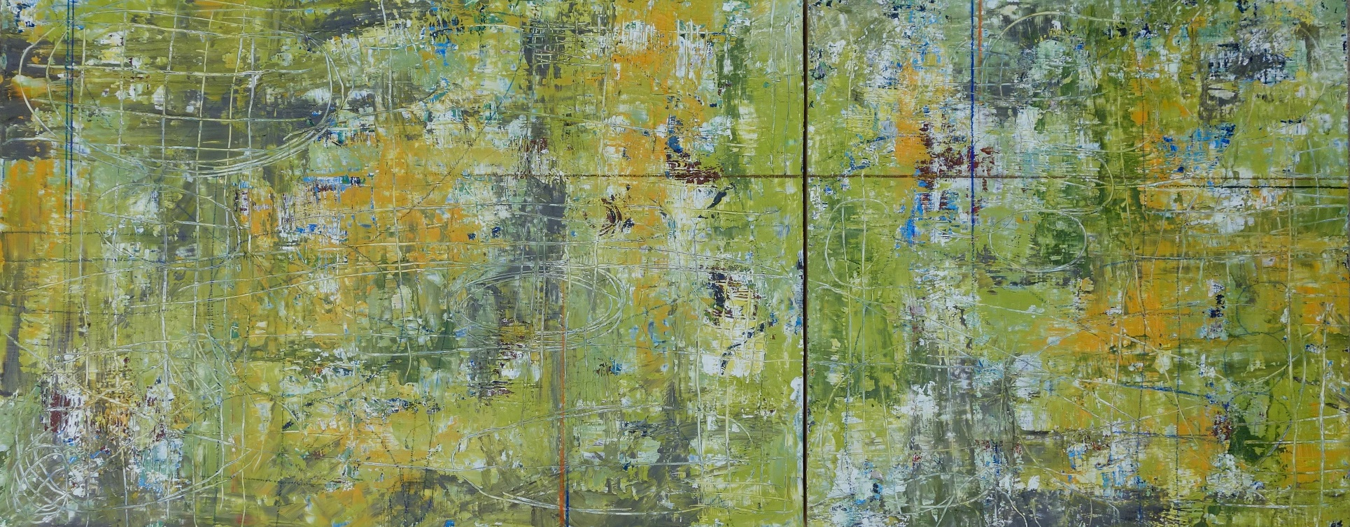 Stand (diptych)