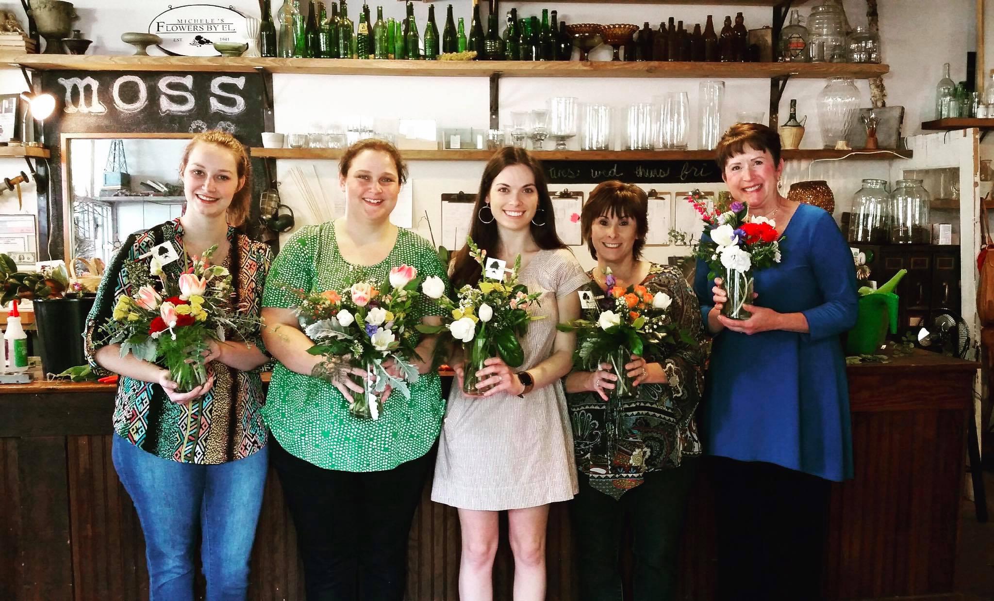 Moss Floral Arranging class.jpg