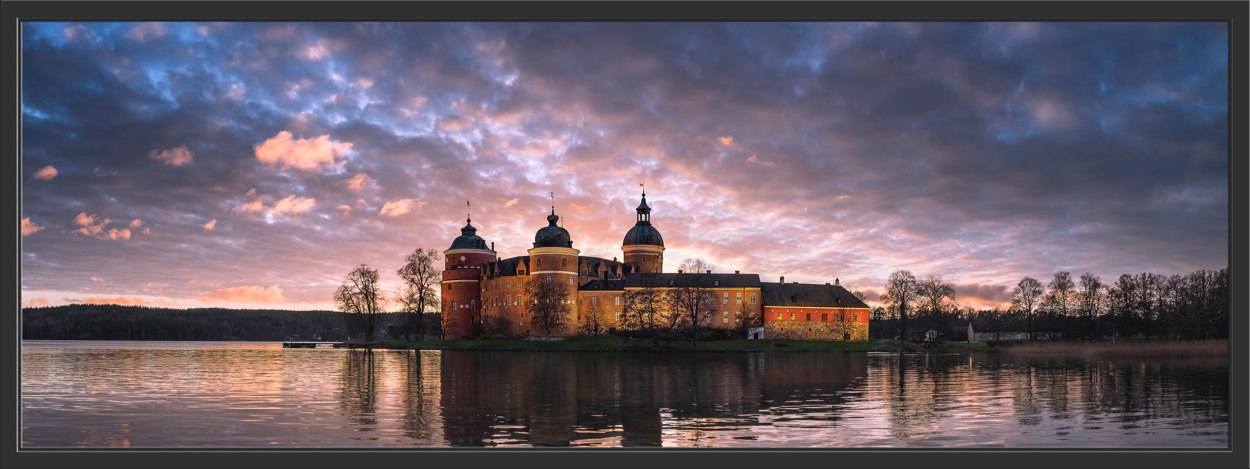 The castle of Gripsholm