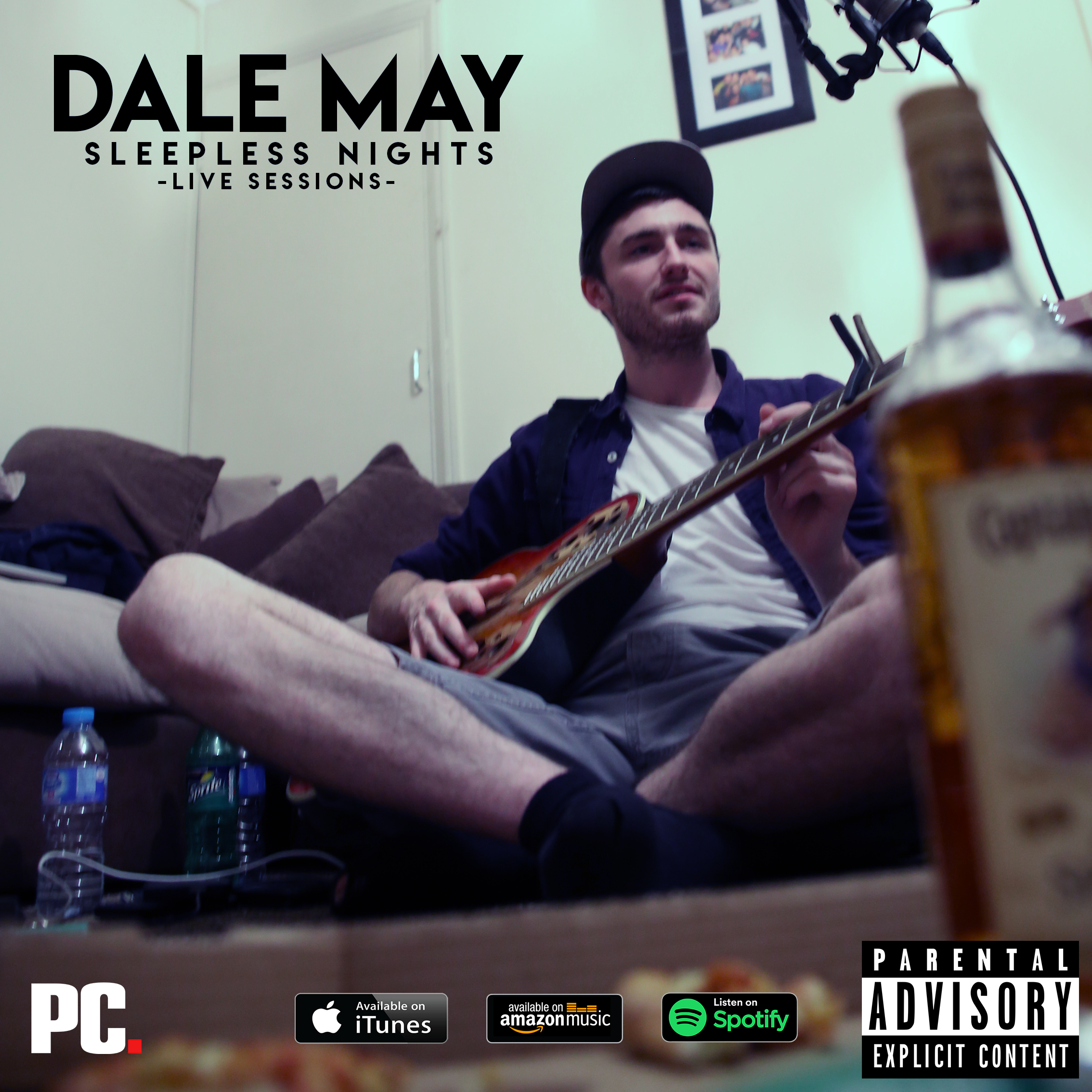 Dale May Cover Art Front.jpg