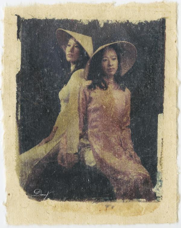 Viet Nam - Do paper