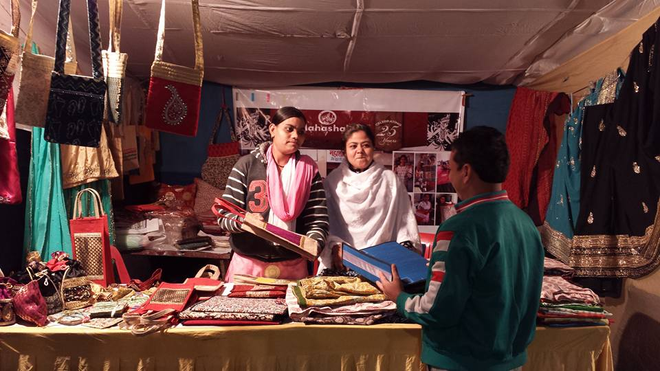 LokRang Festival - Funded by NABARD Bank, India MSK showcased their range of products at the prestigious Lokrang Festival in Bhopal, India.