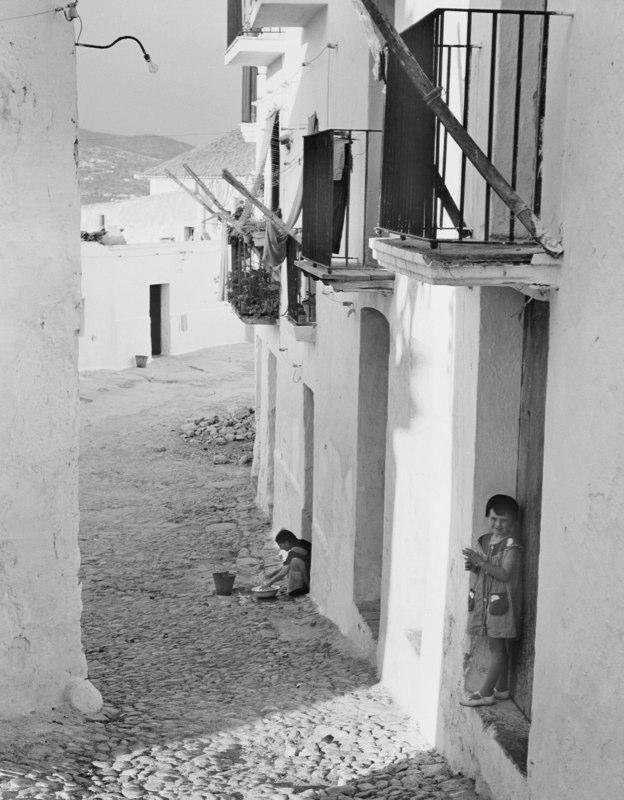 Back Streets, Ibiza