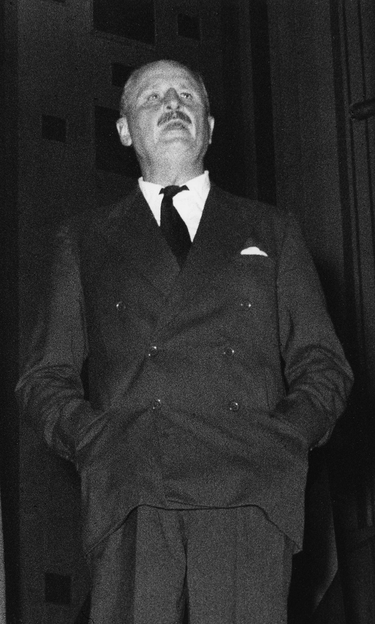 Oswald Mosely