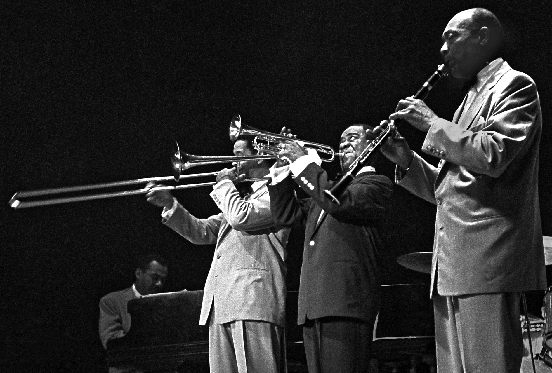 Louis Armstrong All Stars