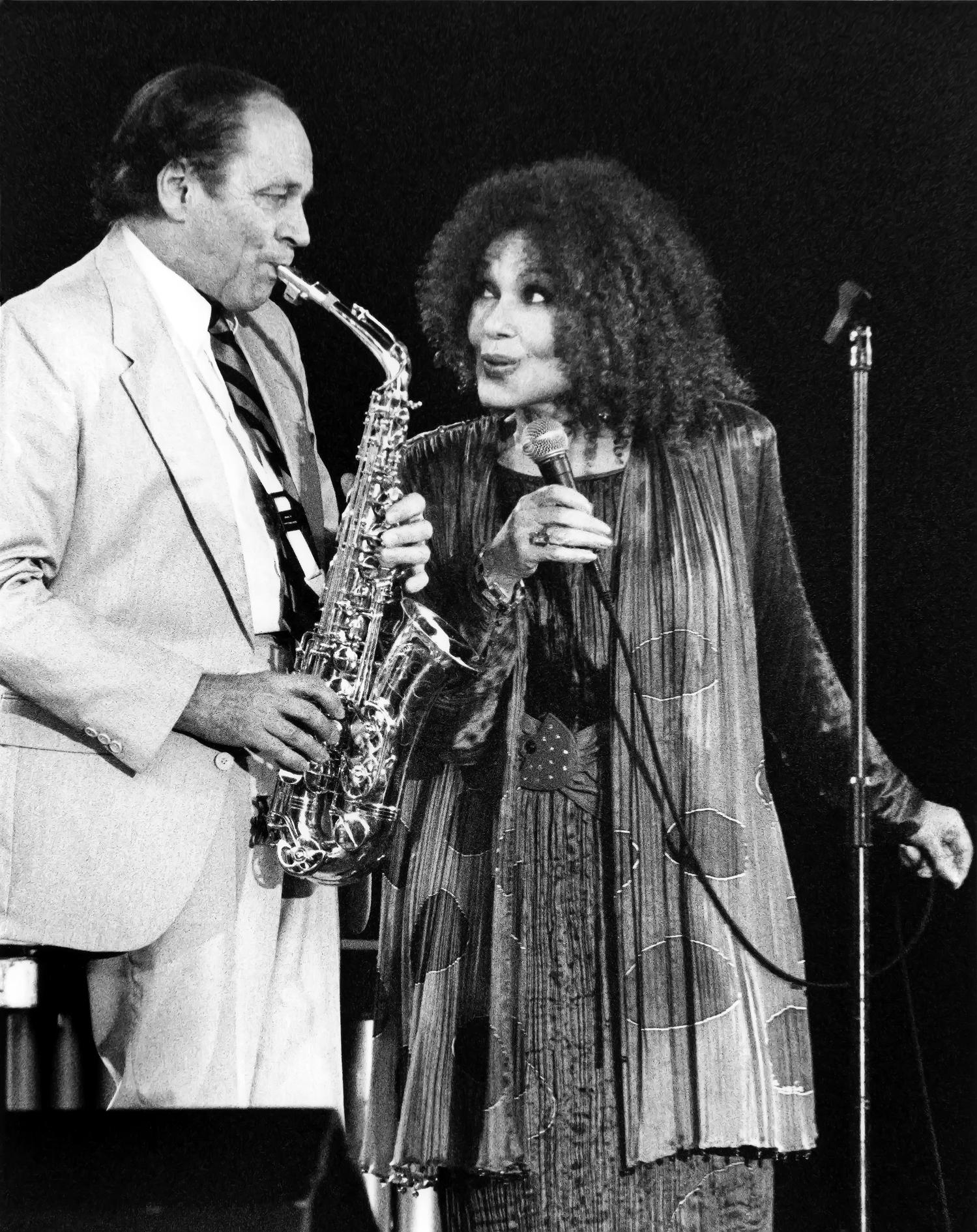 John Dankworth & Cleo Laine