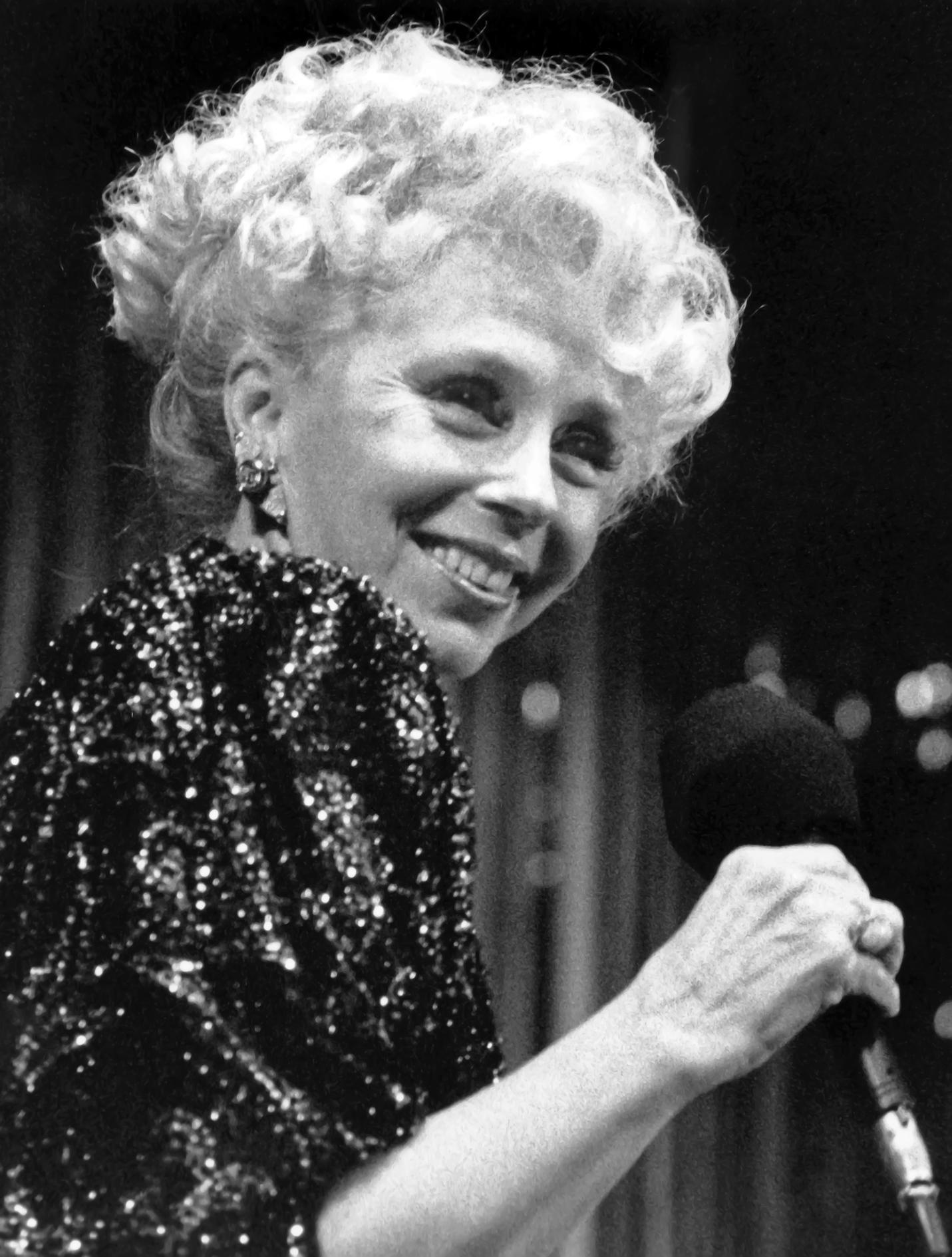 Marion Montgomery