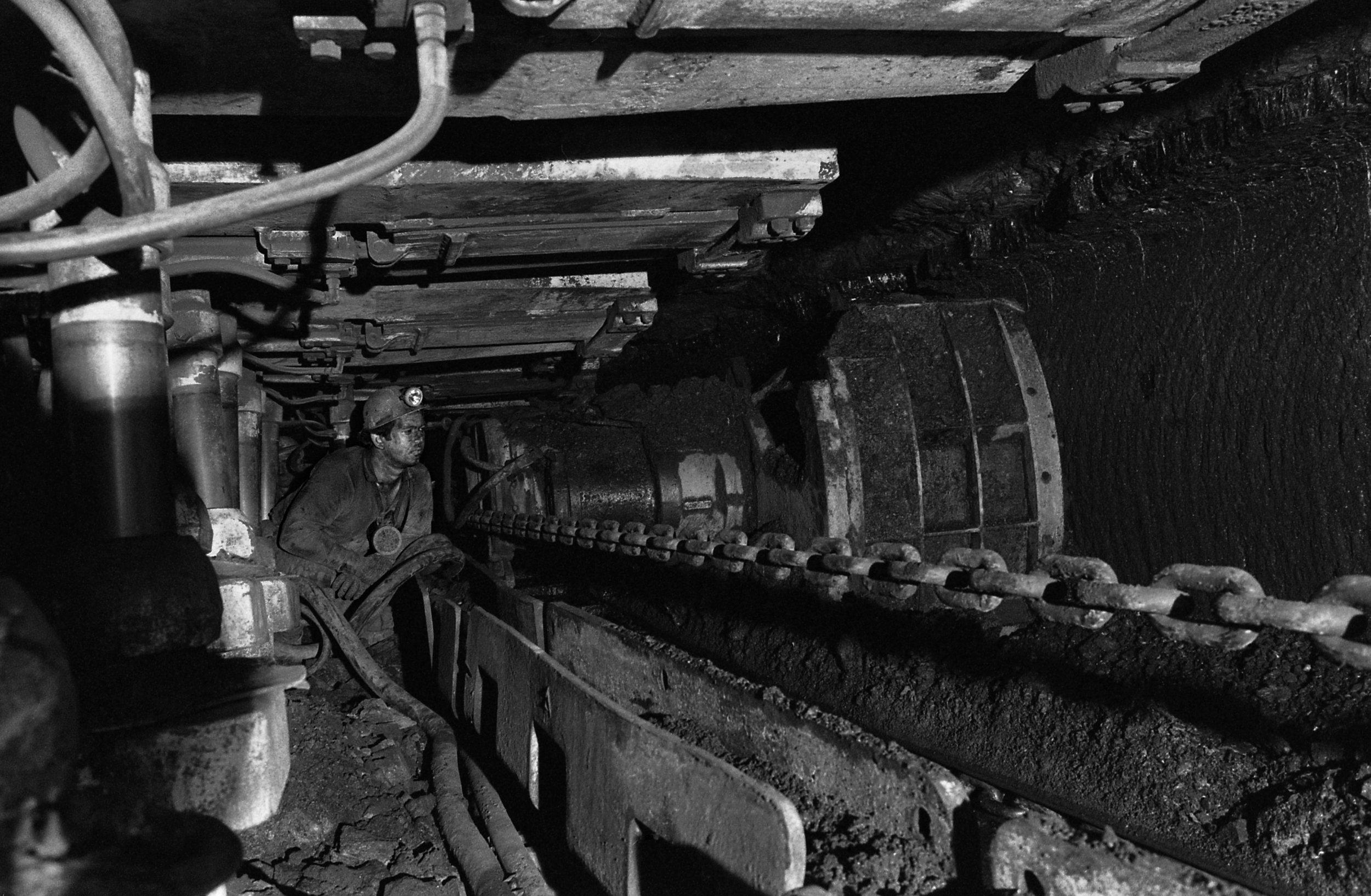 Coal Mine, St Helens