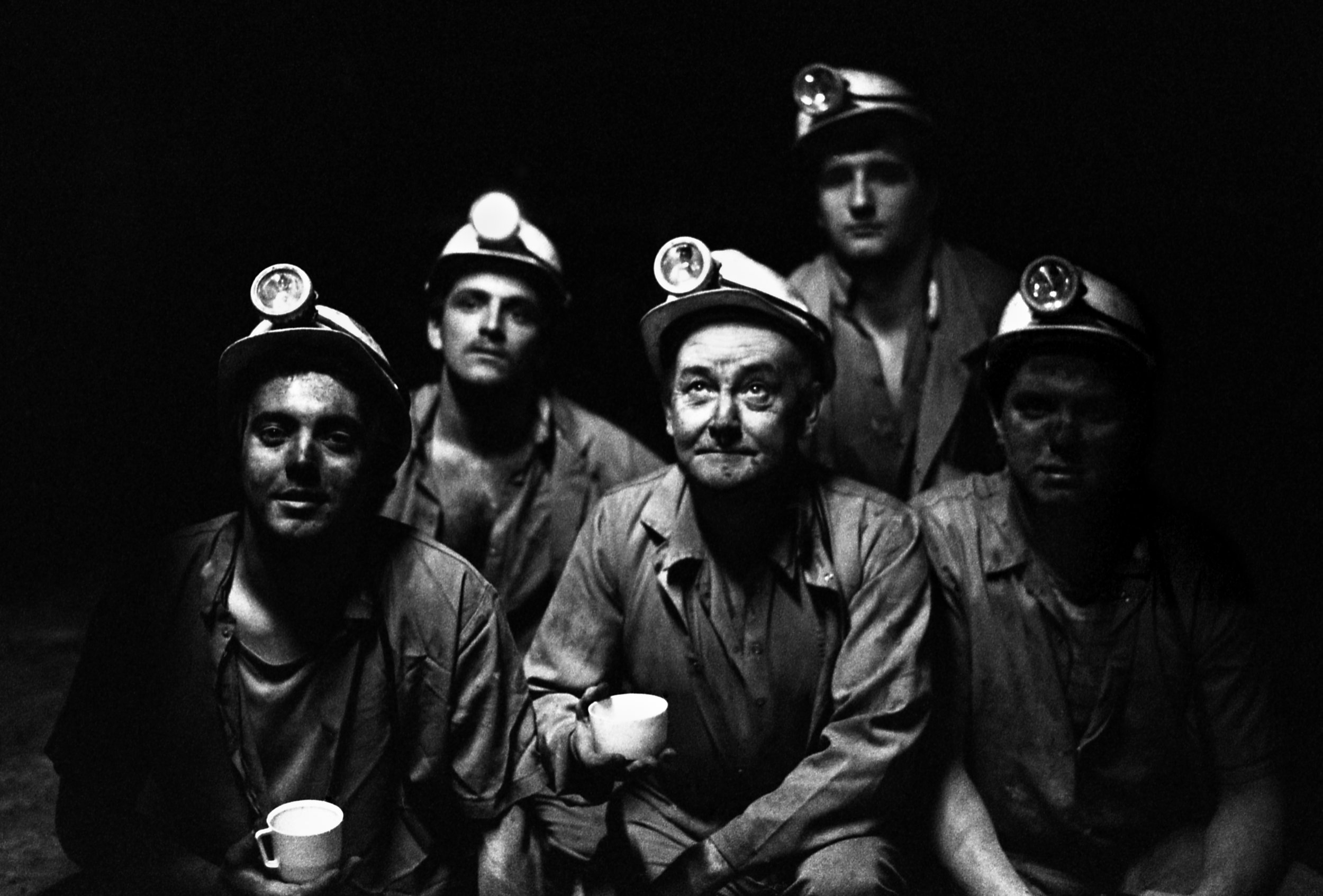 Coal Miners, St Helens