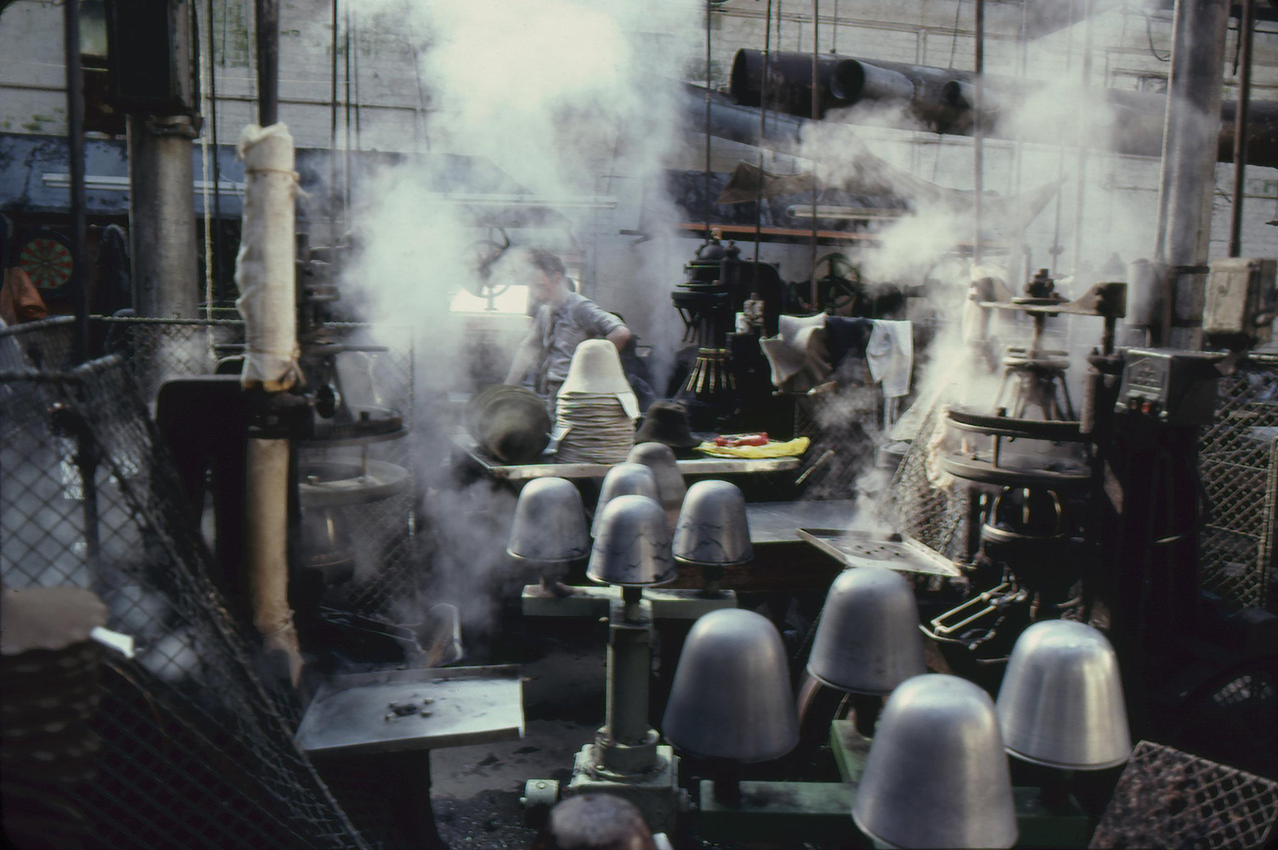 Hat Factory #2
