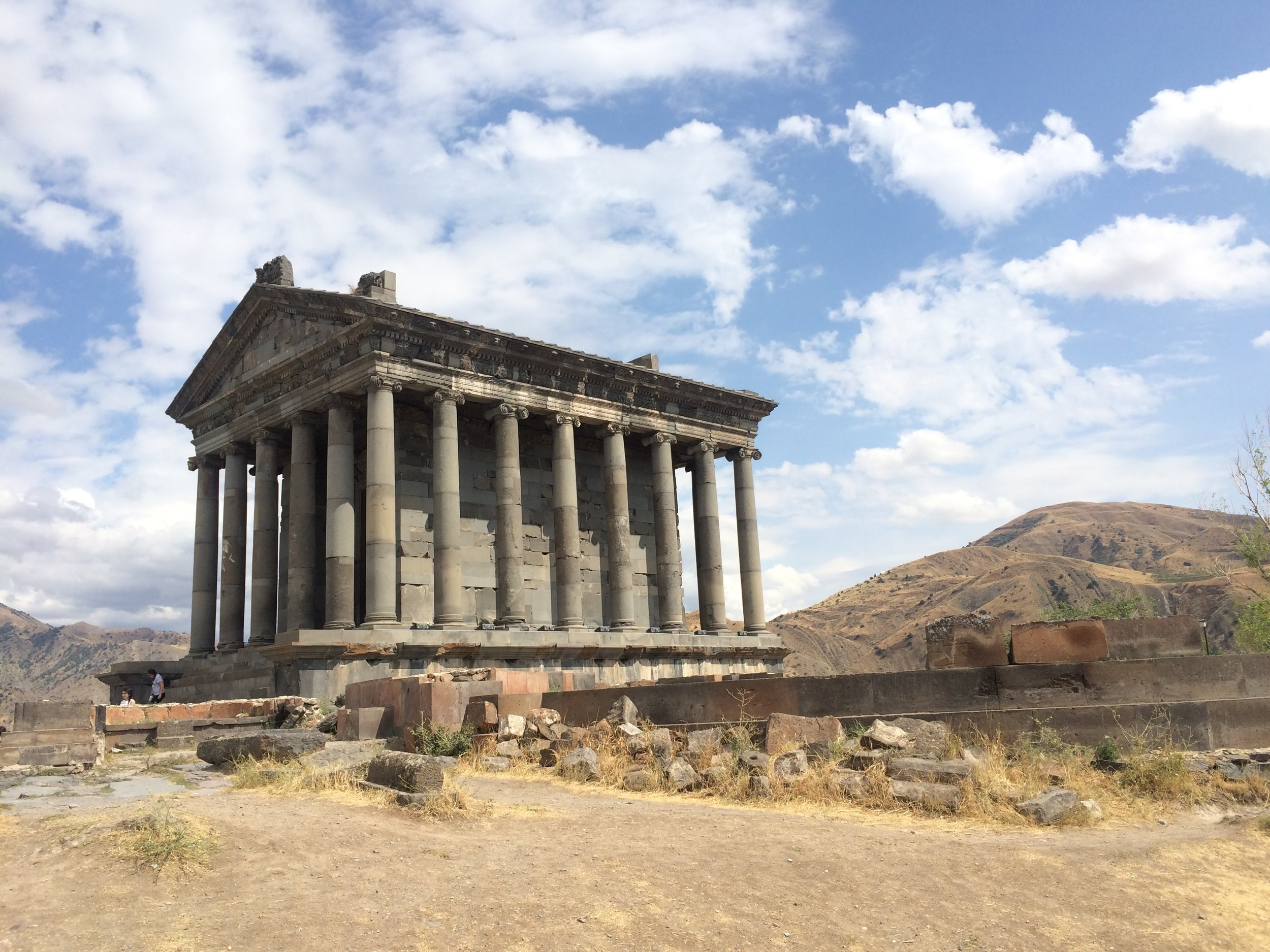 SMITHSONIAN: What's an Ancient Roman Temple Doing in Armenia?